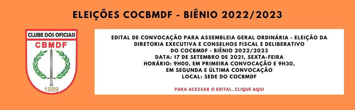 Edital 001 -02021 - Convocação